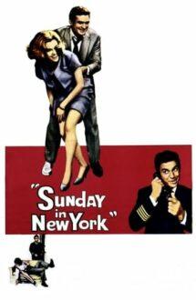 Sunday in New York – Duminică la New York (1963)