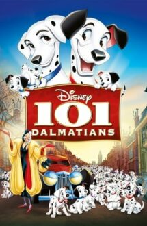 One Hundred and One Dalmatians – 101 Dalmaţieni (1961)