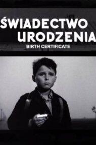 Birth Certificate (1961)