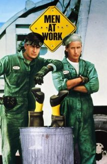Men at Work – Gunoierii (1990)