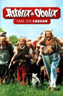 Asterix and Obelix vs. Caesar – Asterix și Obelix contra lui Cezar (1999)