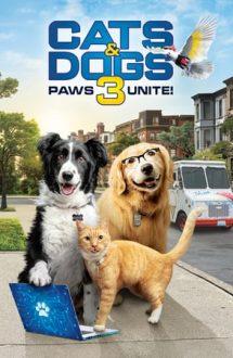 Cats & Dogs 3: Paws Unite – Câini și pisici 3 (2020)