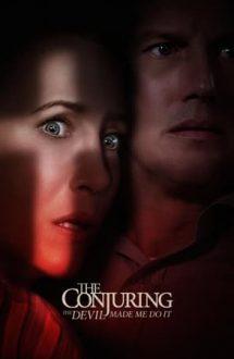The Conjuring: The Devil Made Me Do It – Trăind printre demoni: E mâna diavolului (2021)