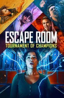 Escape Room: Tournament of Champions – Scapă, dacă poți 2! Turneul campionilor (2021)