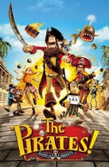 The Pirates! In an Adventure with Scientists! – Pirații! O bandă de neisprăviți (2012)